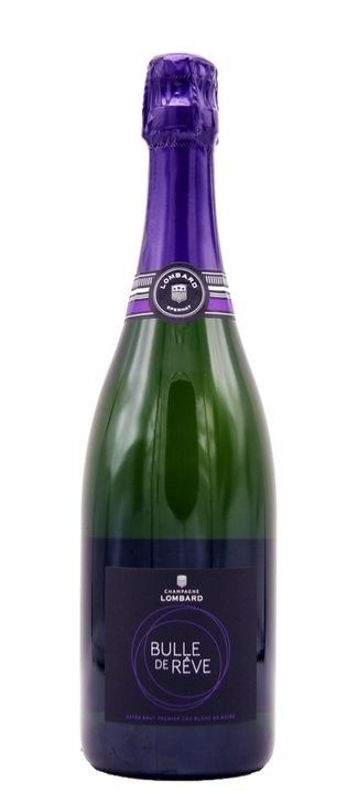 Champagne Lombard Bulle De Reve Champagne Extra Brut Nv Bulles Reve