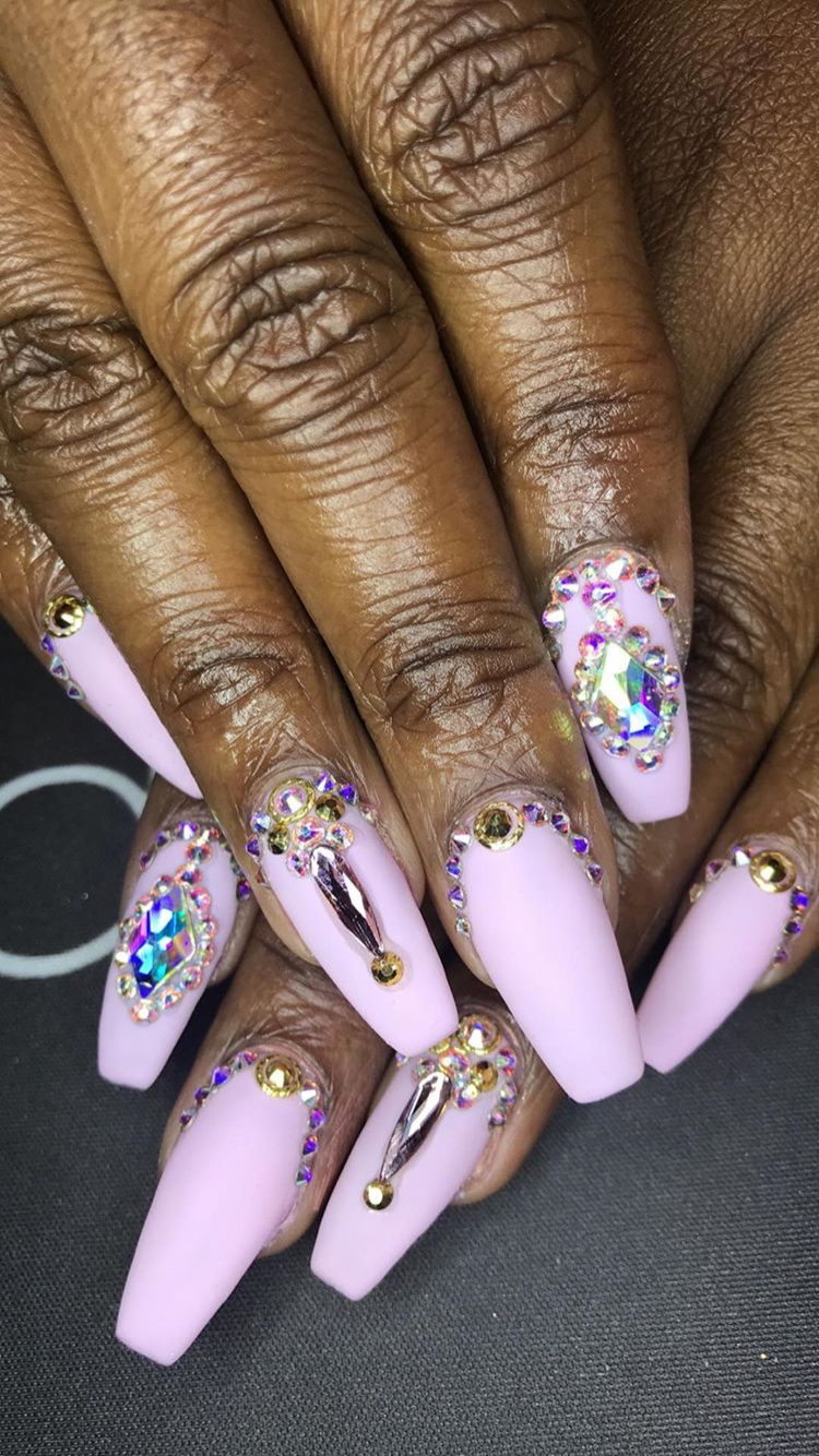 STARRHENNESSY ✨   NAIL$ ✨   Pinterest   Nail nail, Makeup and Manicure