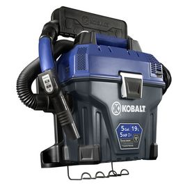 Kobalt 5 Gallon 5 Peak Hp Shop Vacuum Scalloping