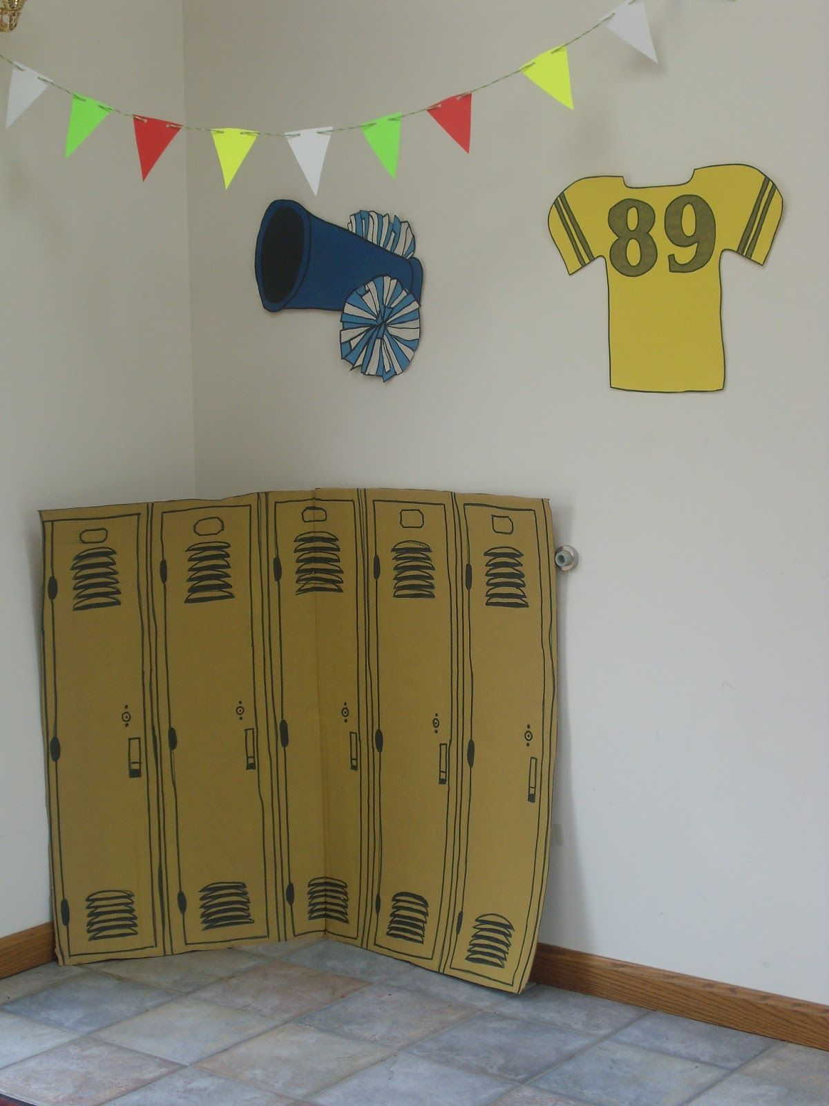 Sport Theme Vbs Craft Ideas Google Search Vacation Bible
