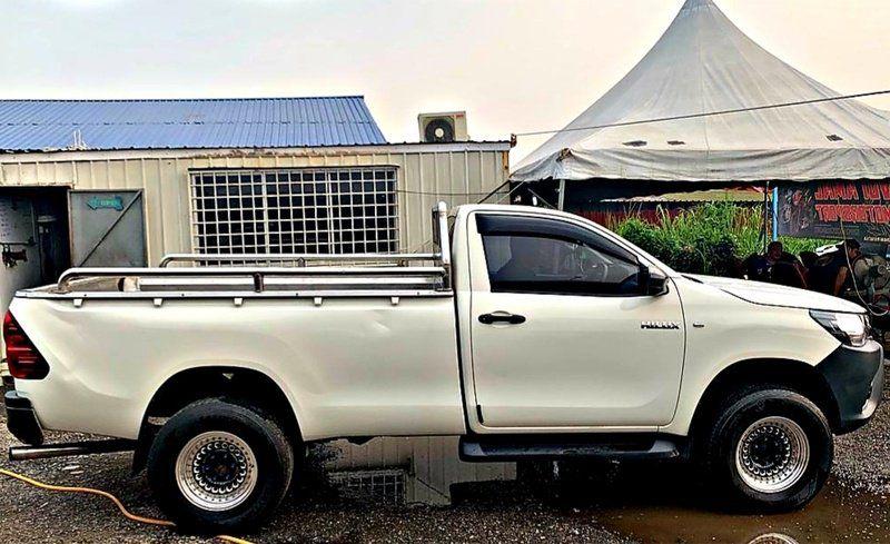 Kajang Selangor For Sale Toyota Hilux Revo Single Cab 2 5mt 4x4