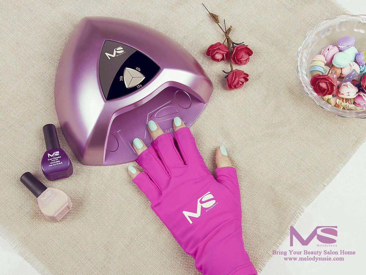 Melodysusie#diy all by myself!! Melodysusie Macaron colors gel nail ...