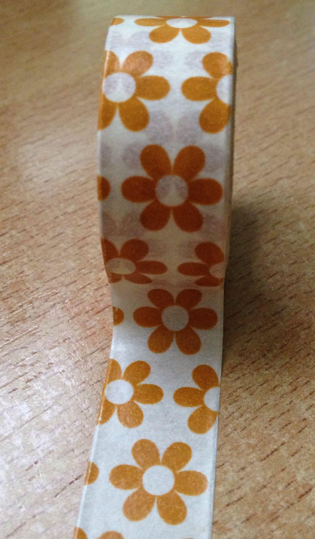 My washi tape #18