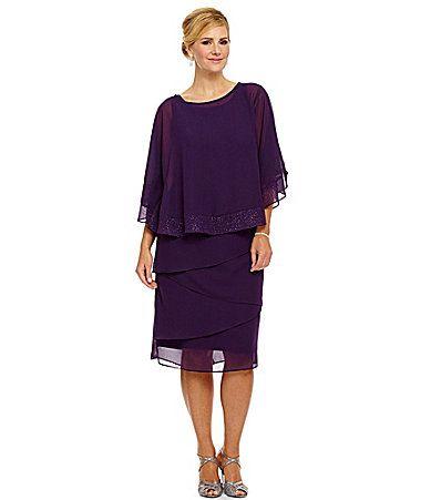 Le Bos Woman Sheeroverlay Sheath Dress Dillards Kathys Board