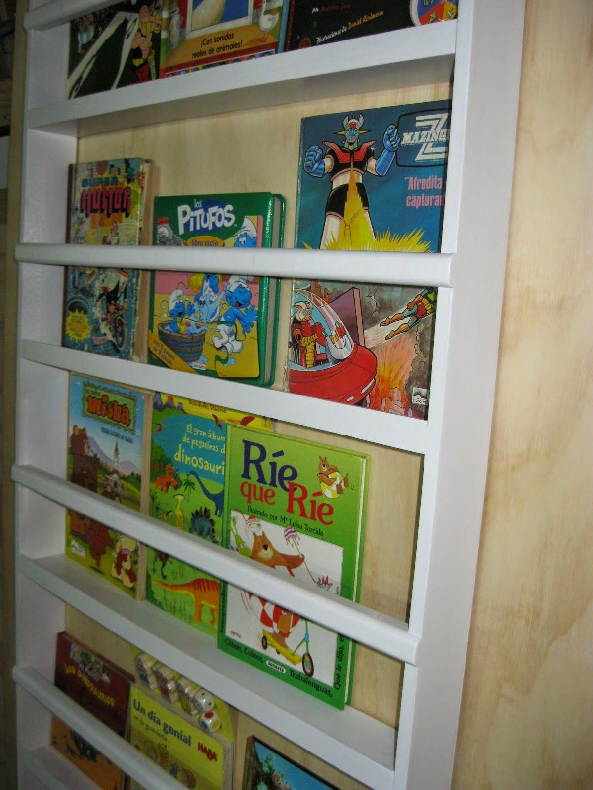 Libros Estanteria Interesting Porta Libros Infantil Estantera  ~ Estanterias Para Libros Infantiles