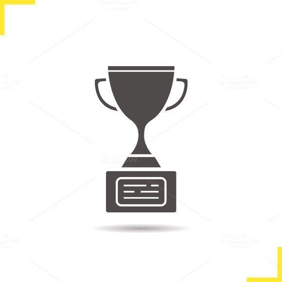 Award Trophy Icon Vector Iconos Siluetas Traje De Bano Gorditas