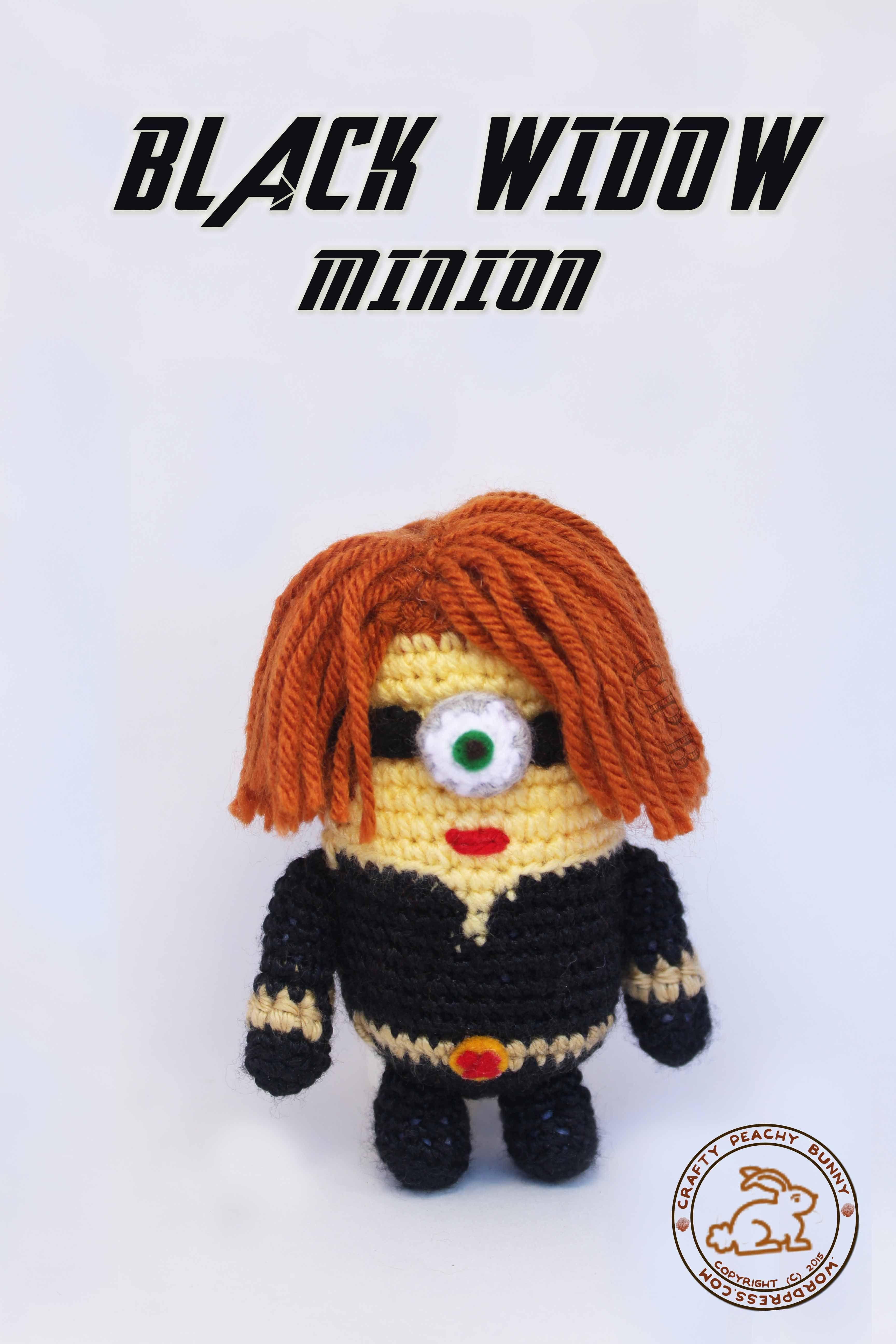 Black Widow Minion