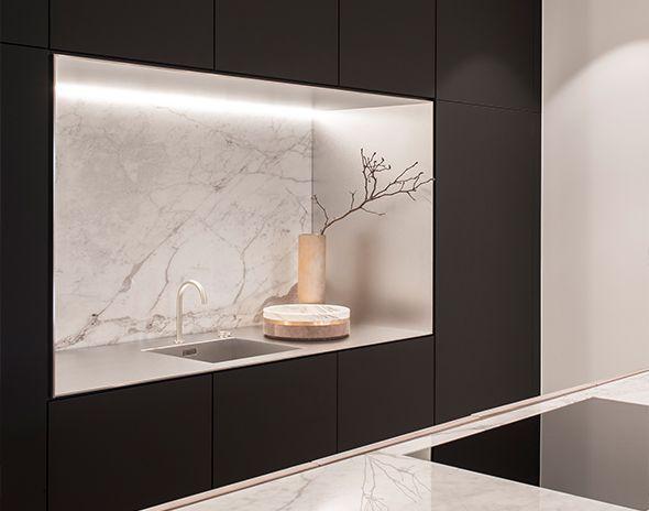 Luxhome concept en of realisatie van uw project kitchens