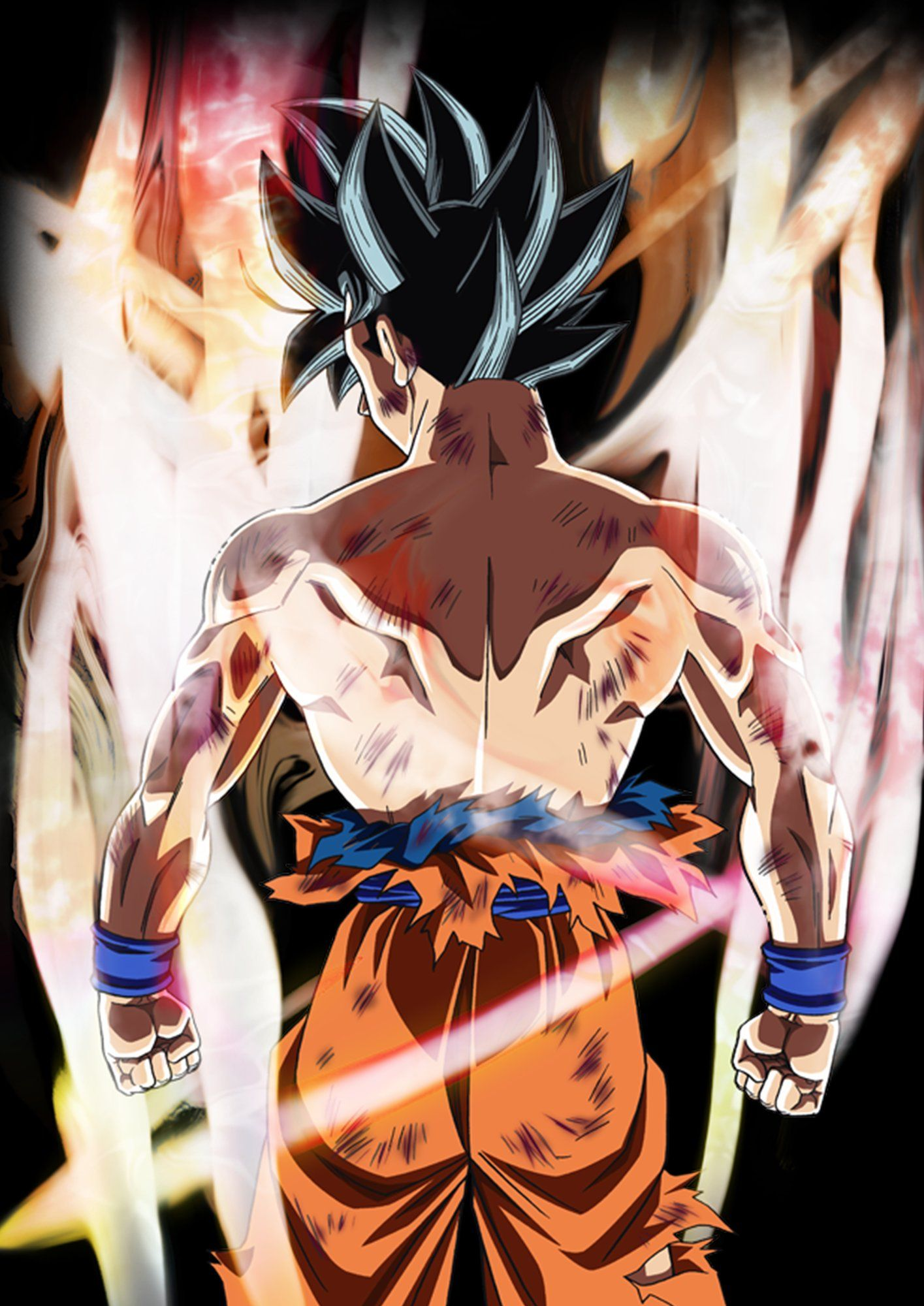 Can i get this as a 1080p wallpaper with goku on the right for Where can i get wallpaper