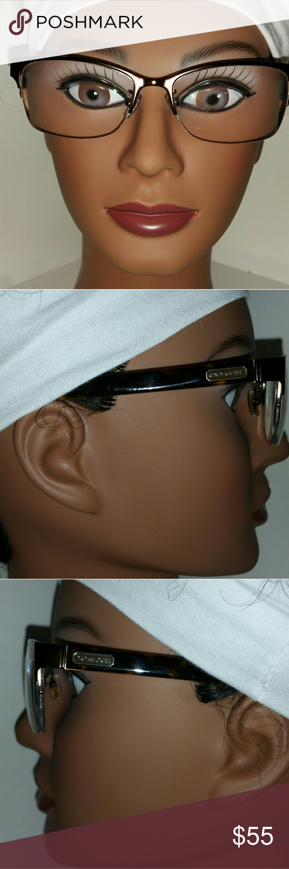 9c84050535e9 COACH MONTANA FRAMES ONLY Coach eyewear are a must-have accessory that can  be worn
