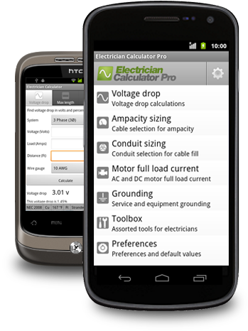 Welcome Electrician Calculator Pro Electrician Calculator App Calculator