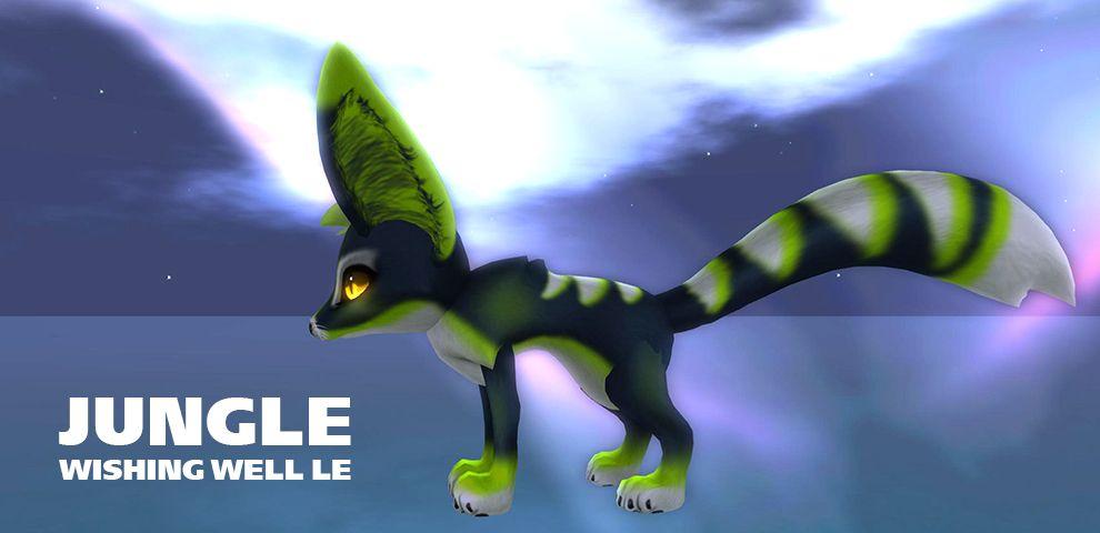 Jungle Limited Edition Fennux - so pretty!