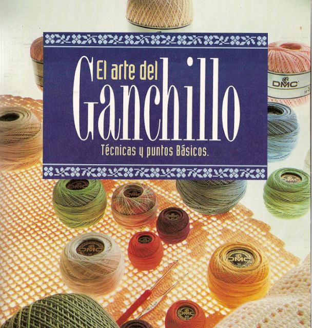 Patrones para Crochet: El Arte del Ganchillo en Pdf Castellano ...