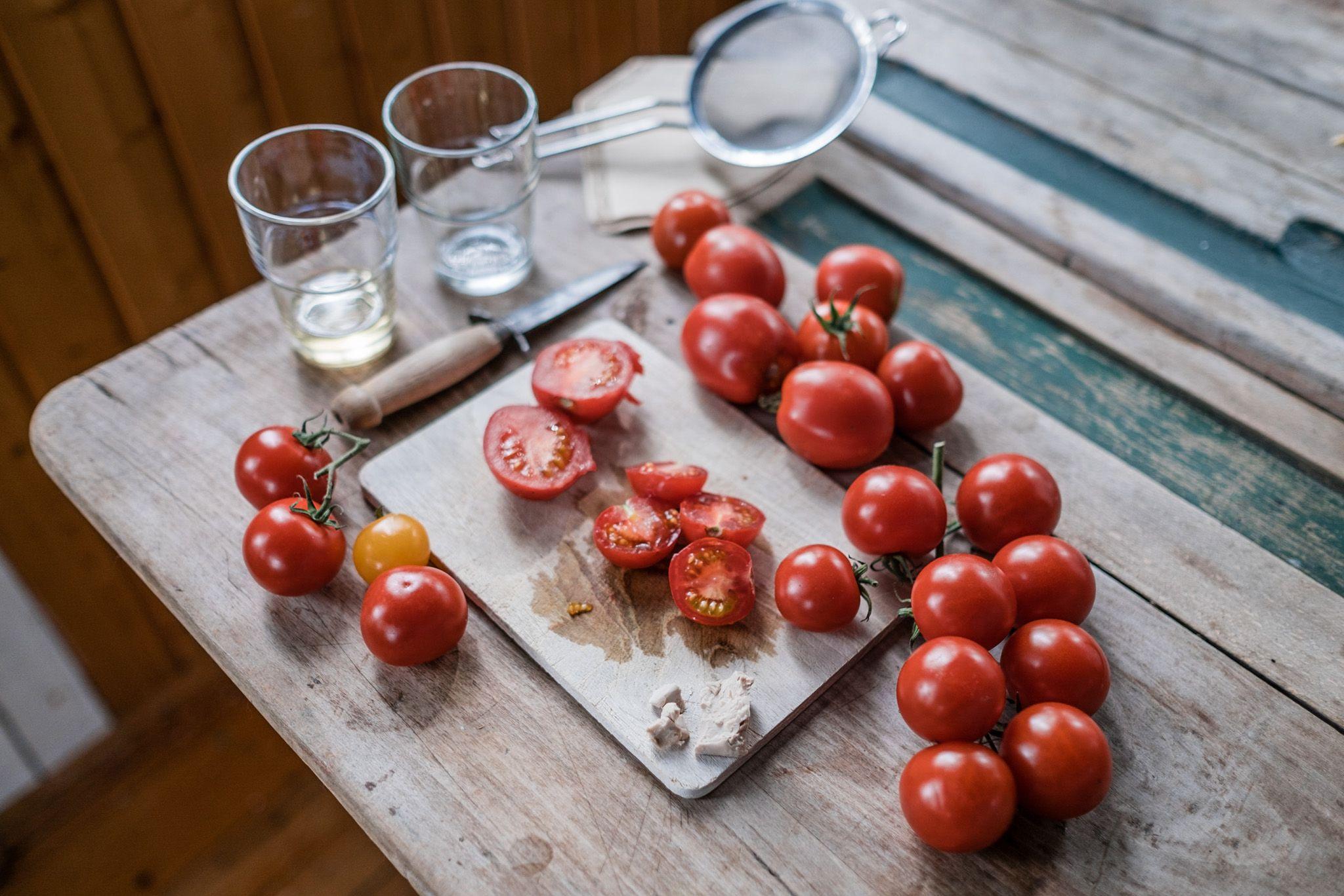 Tomaten Vermehren Pflegen Ernten Teil 1 Saatgutgewinnung Tomaten Saatgut Hefe