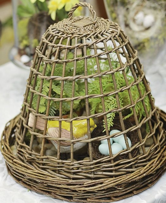 5DIY Craft And Decorating Ideas With A Glass Dome Cloche