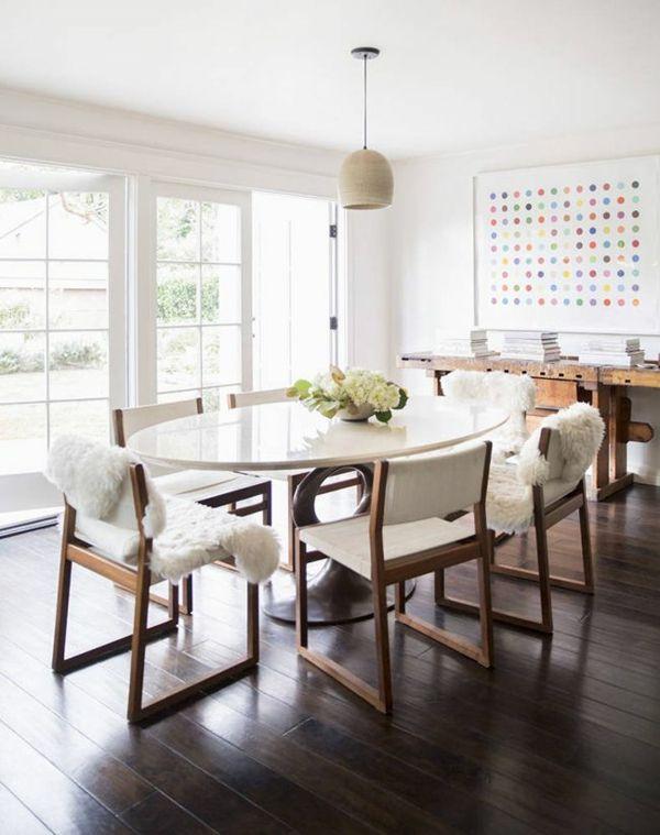 Esszimmertisch Mit Stühlen Skandinavische Möbel