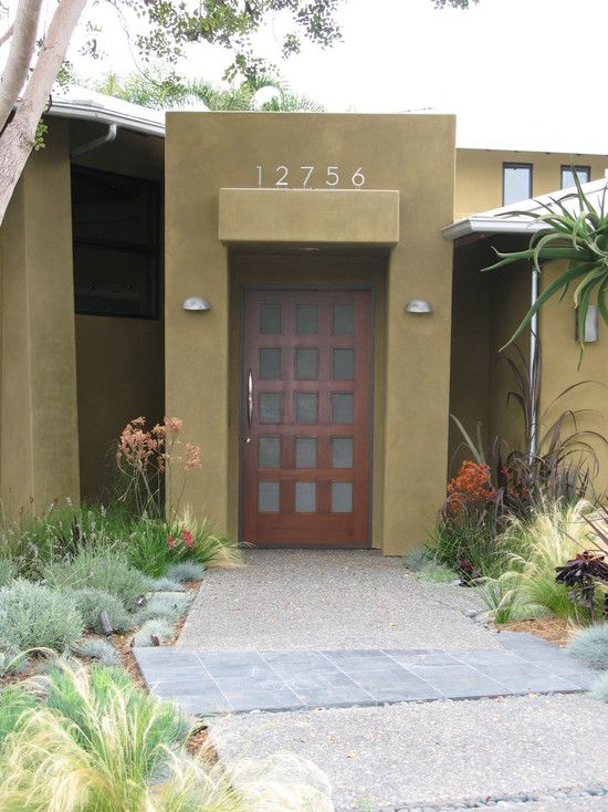 Very modern Southwestern Welcome Home Pinterest Exterior
