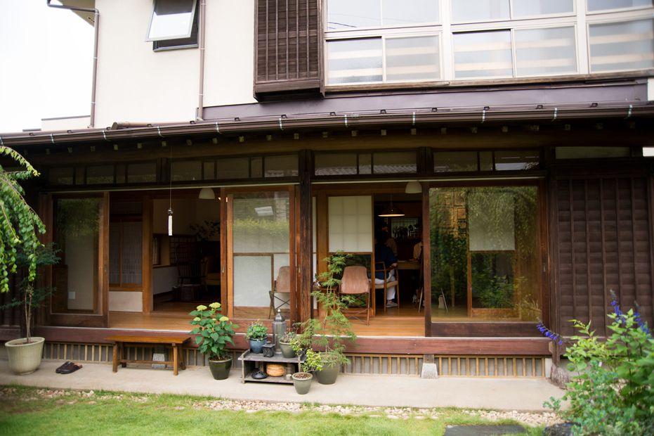 Japanese verandah Japan