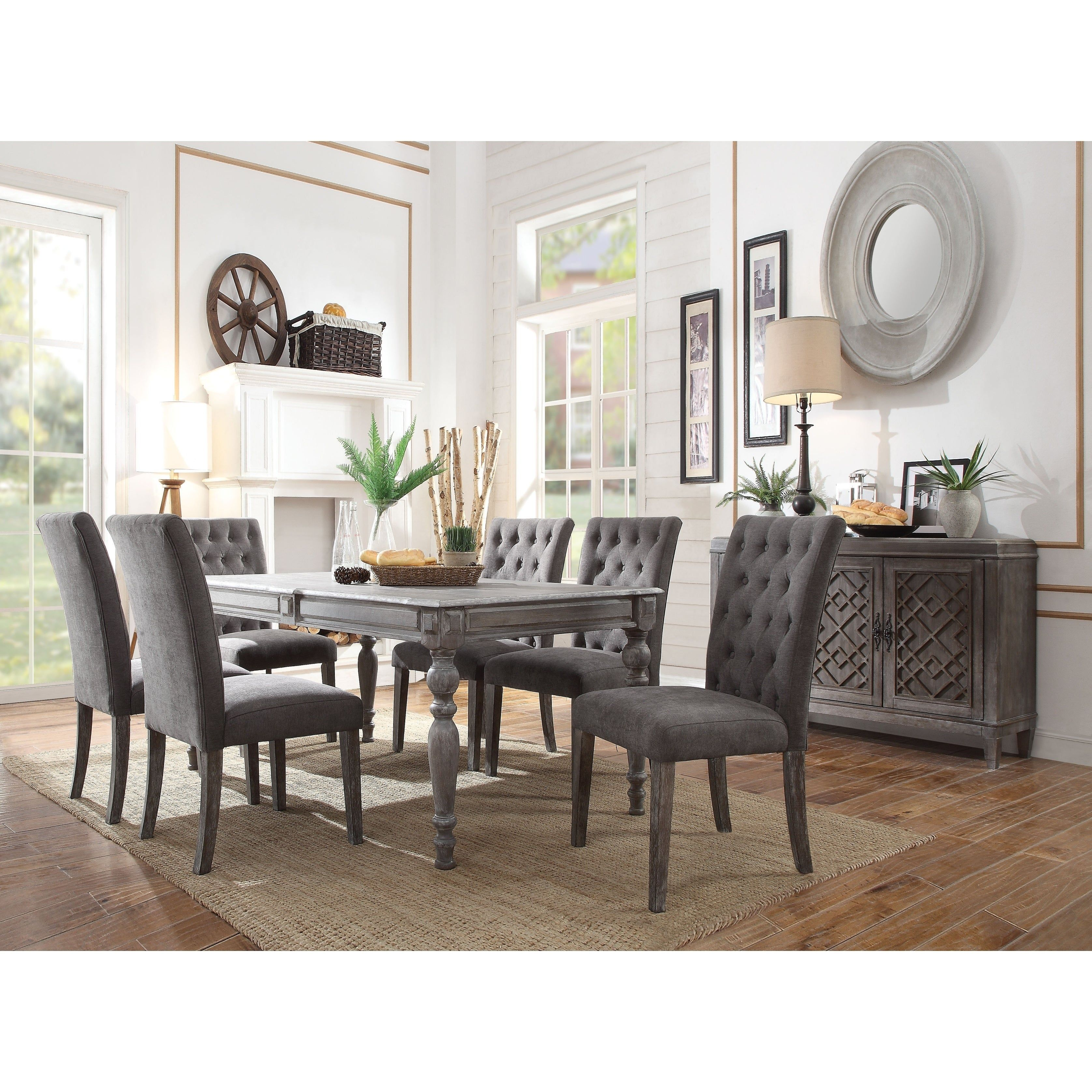 Online Shopping Bedding Furniture Electronics Jewelry Clothing More Dining Table Acme Furniture Dining Chair Set