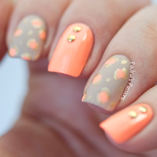 Leopard Print Nails Nailsart Pinterest Leopard Print Nails And