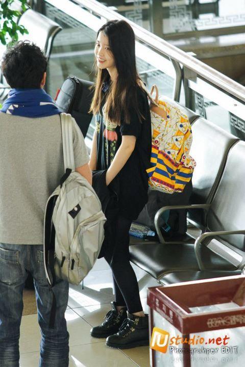 I Like Her Backpack Fjallraven Kanken Backpack Airport Style Kanken Backpack