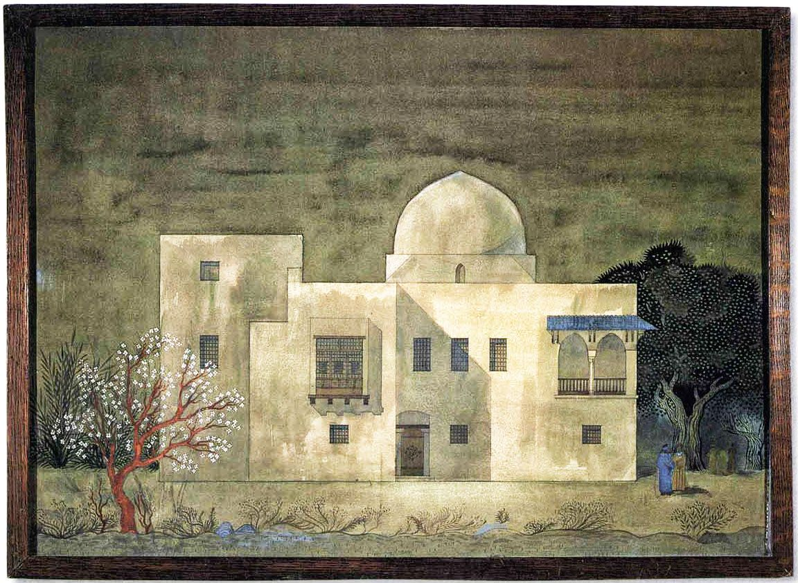 The nasr house 1945 hassan fathi hassan fathi architecture