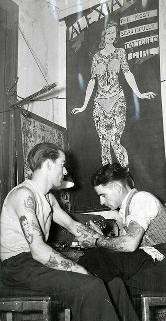 Melbourne Tattoo Artist Vintage Tattoo Melbourne Tattoo
