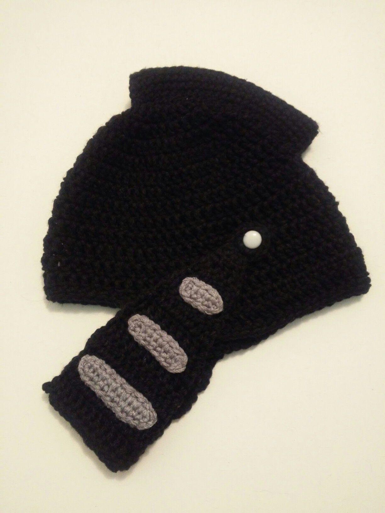 Gorro Gladiador Crochet  0b47925d432