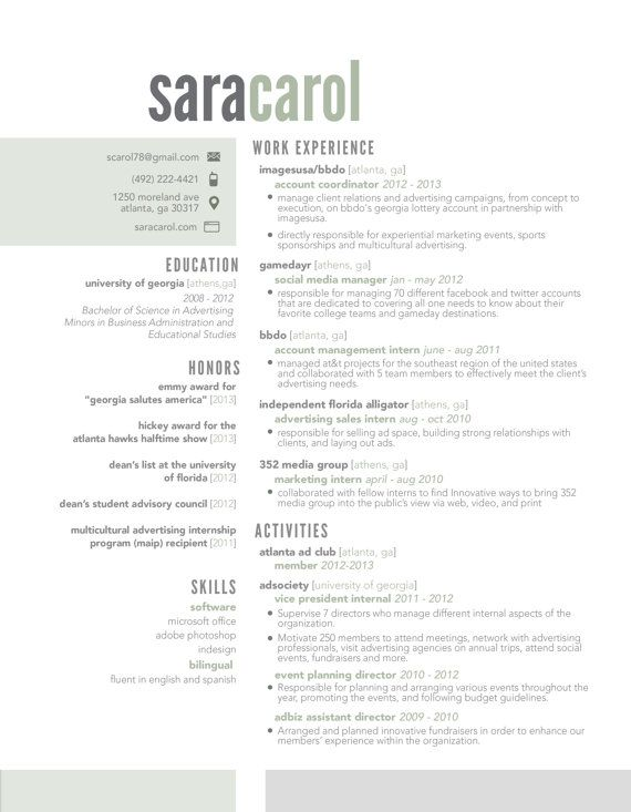 Plain resumes no longer cut it Update yours with a creative - update resume