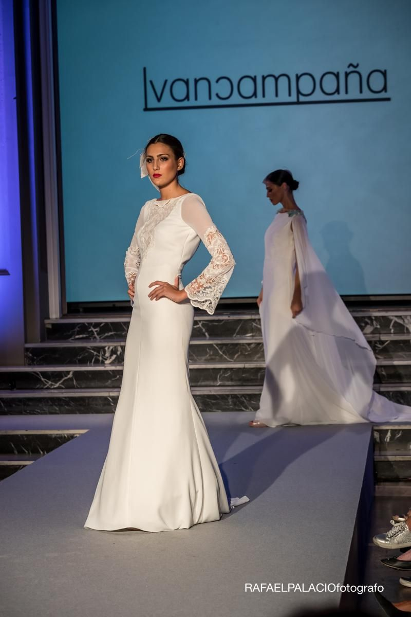 Desfile vestidos novia y fiesta 2018. Marengo Moda Espectacular ...