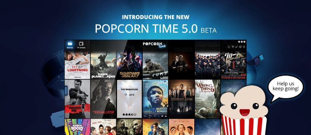 Popcorn Time keeps growing and there's nothing Netflix can