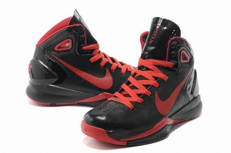 b31aab2a51da Nike Hyperdunk 2010 Womens Black Sport Red