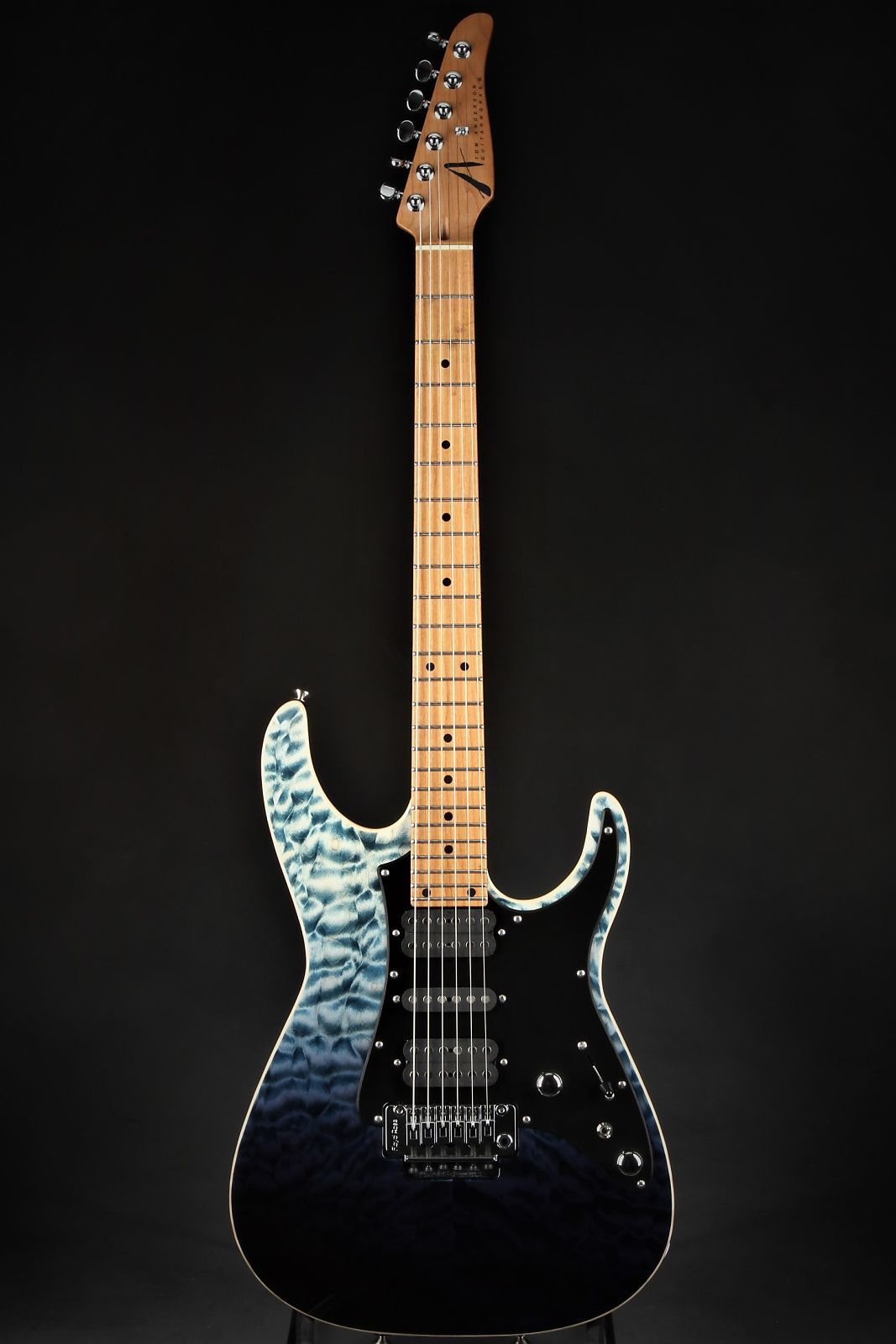 Tom Anderson Guardian Angel Arctic Blue Surf Guitars And