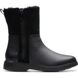 Leather shoes for women -  And Elda Mid ClarksClarks  - #decorart #decorsmallspaces #decorvideos #Leather #mandalatatto #mediterraneandecor #naturetatto #rosetatto #shoes #tattofrauen #women