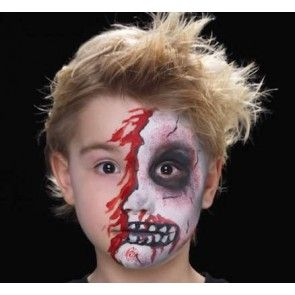 Pin Von Rico Lauper Auf Halloween Kostum Gesicht Halloween