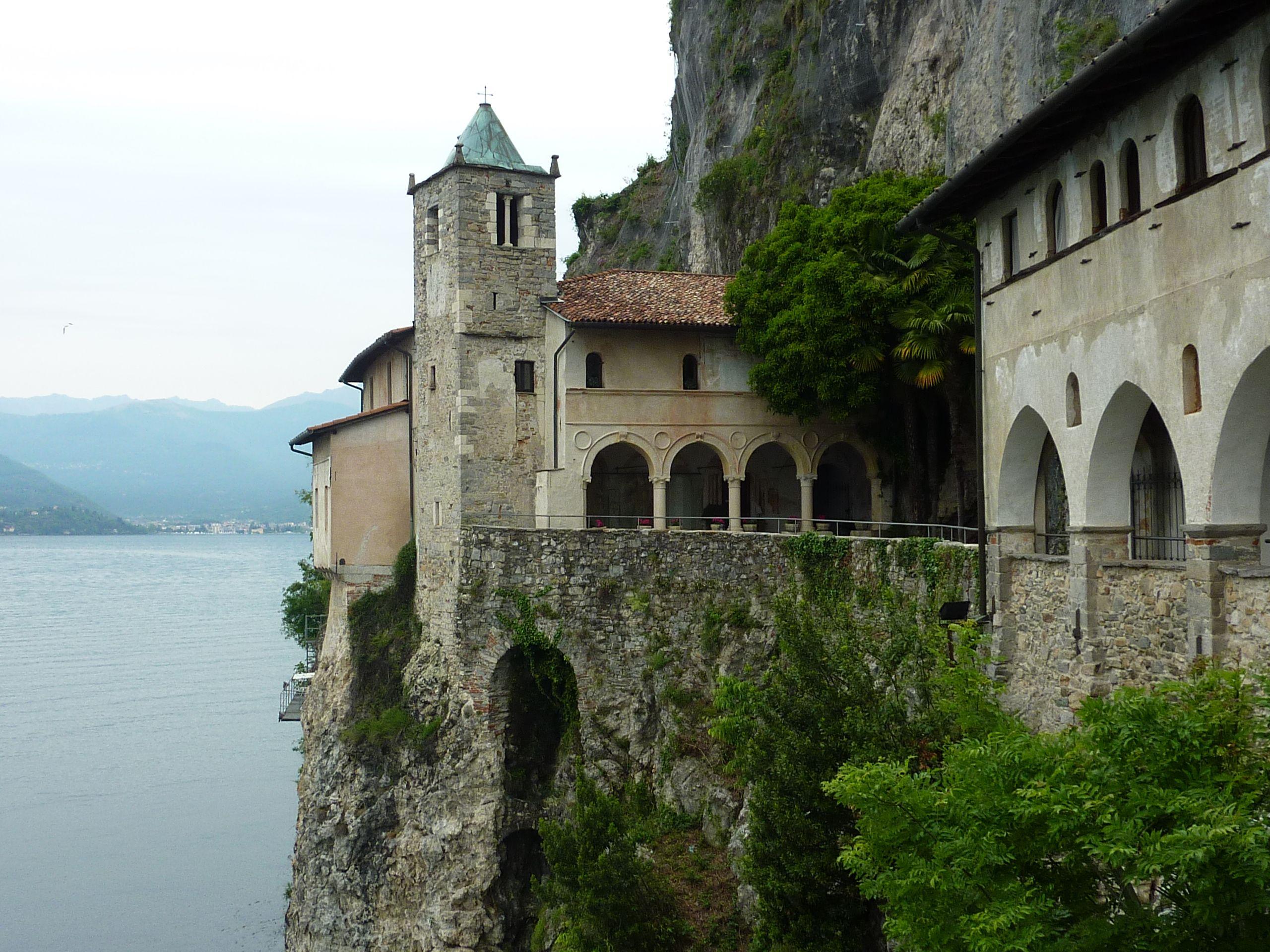 S. Caterina del Sasso - Lac Majeur