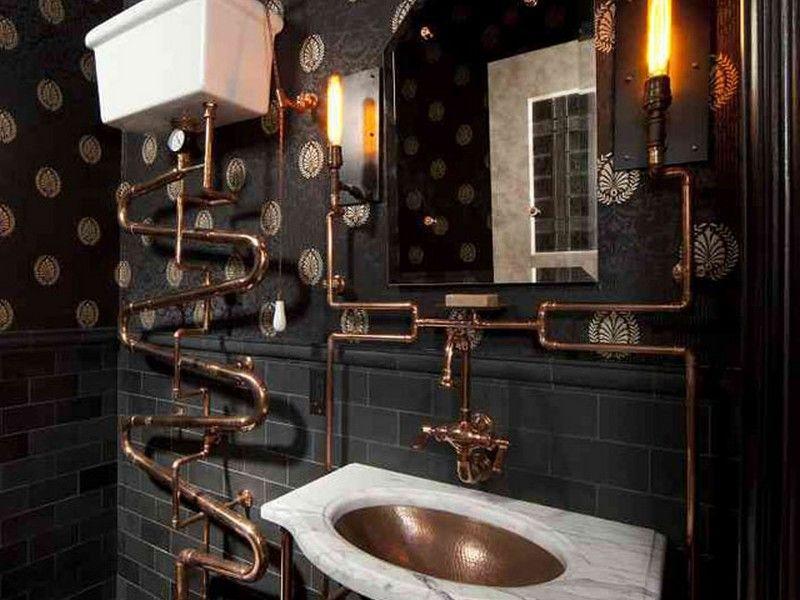 steampunk bathroom sink - Google Search | Teatro 7 Sur | Pinterest ...