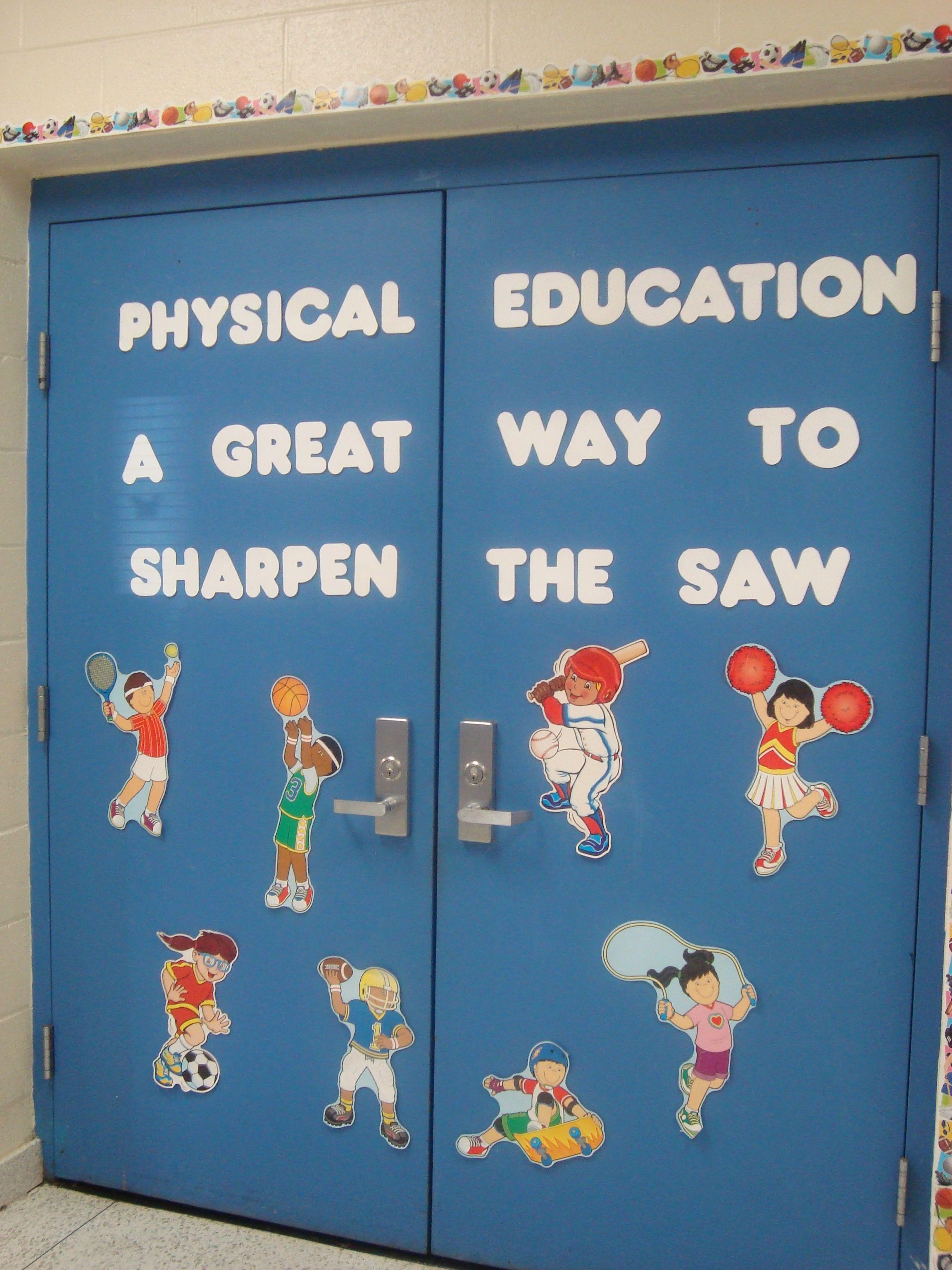 7 Habits School Bulletin Board Ideas