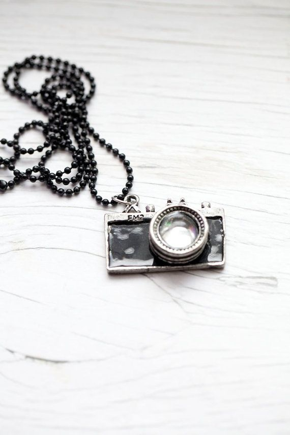 Camera pendant ecrafty ecrafty ballchains ball chain jewelry camera pendant ecrafty ecrafty ballchains mozeypictures Image collections