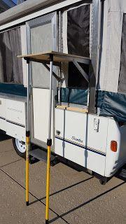 Pop Up Camper Remodel | Camper Remodel  | Remodeled campers