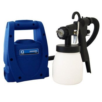 Factory Reconditioned Graco Hv1900usg 32 Cfm Hvlp Paint Spray Station Paint Sprayer Reviews Paint Sprayer Hvlp Sprayer
