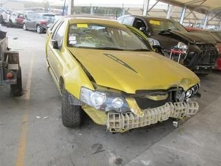 Wrecking 2003 Ford Ba Falcon Xr8 Ute For Ute Parts Only Ba