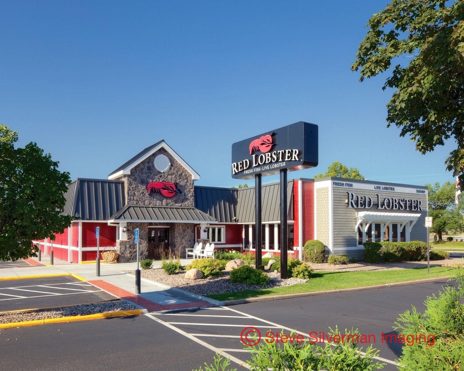 Red Lobster Restaurant Design New Concept