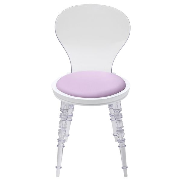 Beau American Atelier Pink Nona Chair   Overstock™ Shopping   Great Deals On American  Atelier Dining