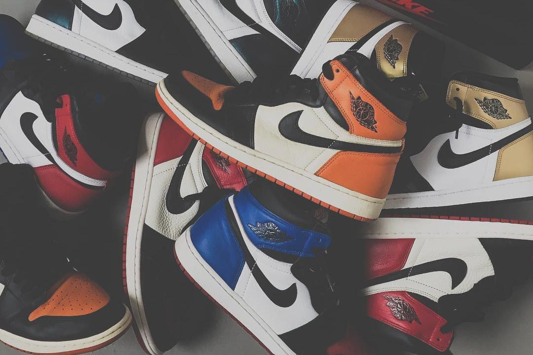 Want to learn how to spot the fake Air Jordan 1's that are