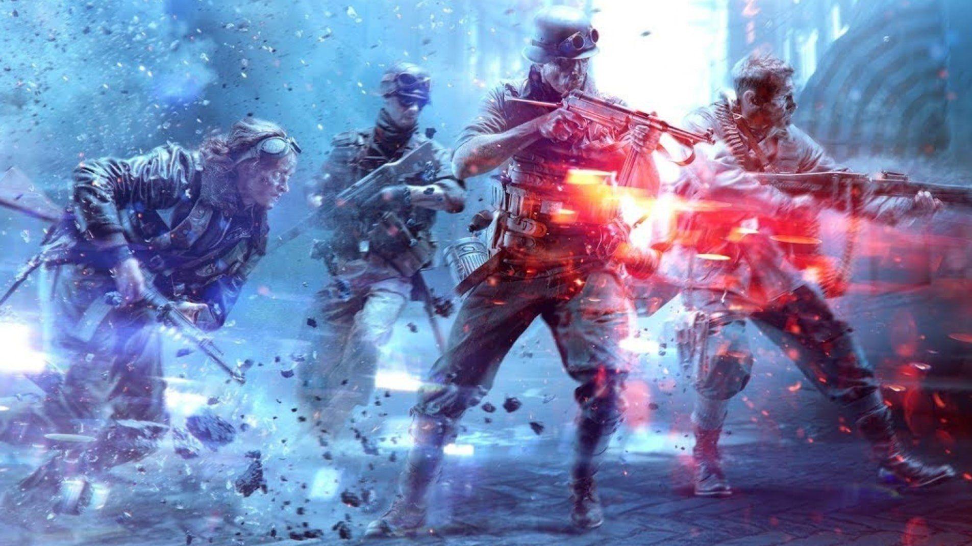 Battlefield 5 Update Teased In New Gameplay Video Released By Ea