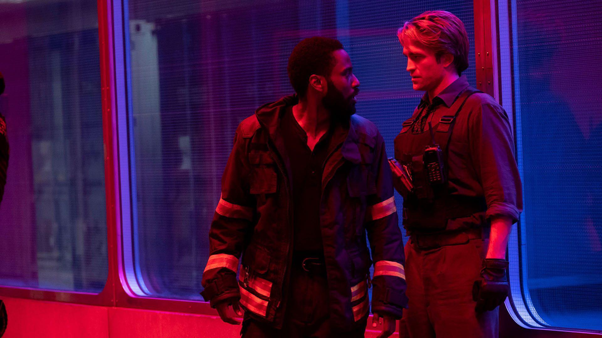 Tenet Online Christopher Nolan Movies Robert Pattinson