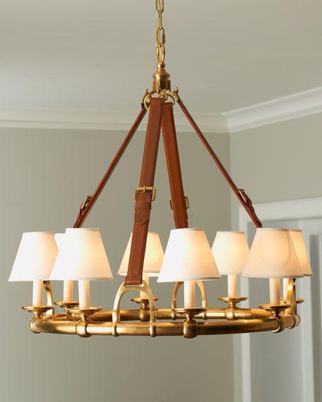 Ralph Lauren Home Lighting: Ralph Lauren Chandelier