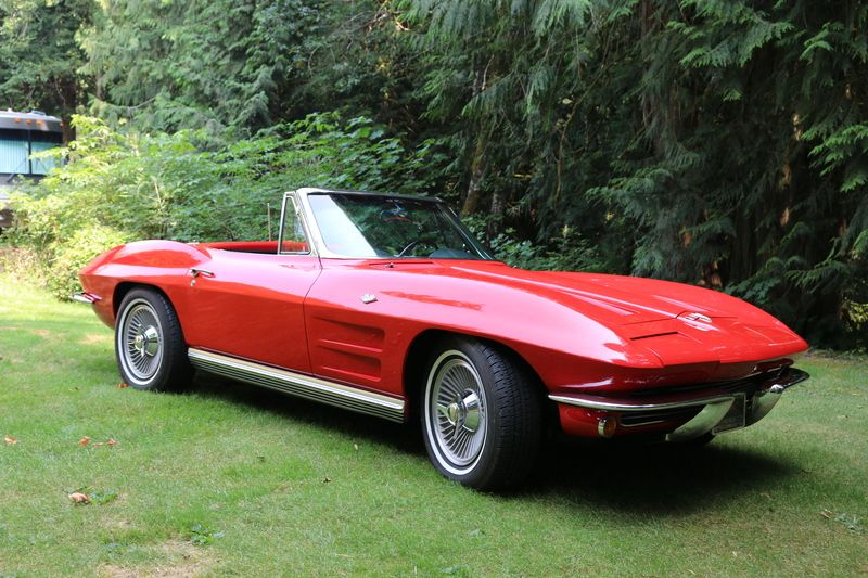 1964 Chevrolet Corvette for sale by Owner Seattle, WA