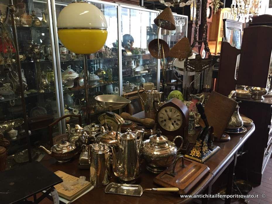 Antichita\' il tempo ritrovato - Negozio di antiquariato e restauro ...